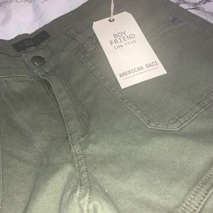 BNWT Fashionnova Cargo Pants